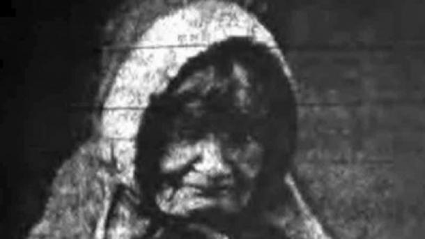 Angeline Tubbs, known as the Witch of Saratoga. (Image: Saratoga Springs Public Library)