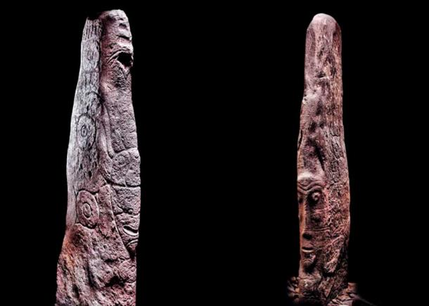 We have a huge quantity of artistic heritage in the form of numerous images - 'masks', carved or engraved on the rocks. They have special style, which is a kind of symbol of Okunev culture.'