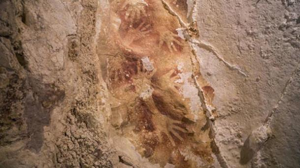 Asian cave drawings may rewrite history of human art