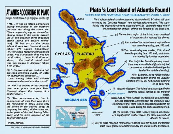 Atlantis - Book Extract