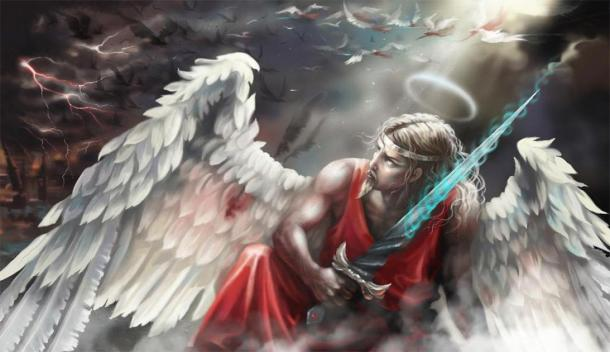 Jews and Christians held the belief that the gods of ancient Greece and Rome were fallen angels. (Lena_graphics /Adobe Stock)