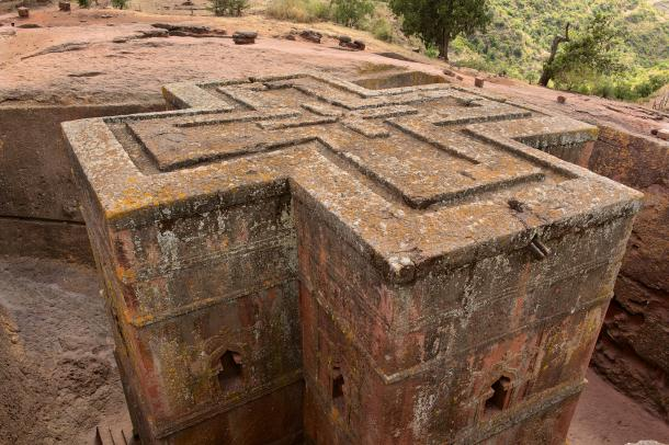 The incredible rock hewn churches of lalibela ethiopia
