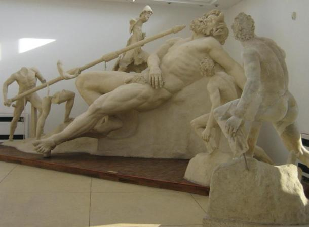 The blinding of Polyphemus. (Sailko / CC BY-SA 2.0)