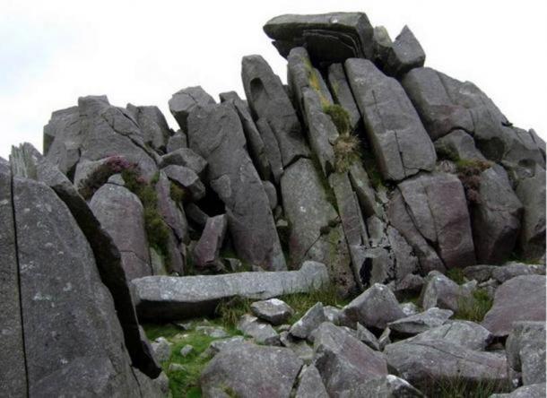 Bluestones at Carn Menyn in Wales