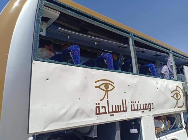 The bomb device was activated as a bus passed the location, injuring 16 people