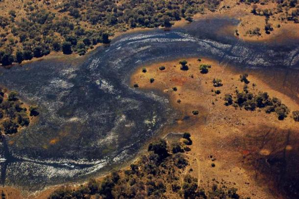 Botswana Okavango Delta. (youngrobv/CC BY NC 2.0)
