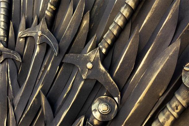 Bronze weapons. Credit: Dmytro / Adobe Stock