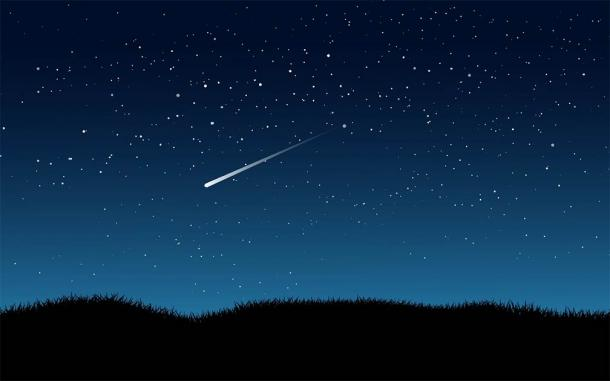 'Broom stars' were great comets that swept through the sky. (Johnster Designs / Adobe Stock)