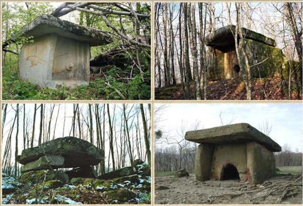 25,000-Year-Old Buildings Found in Russia   Ancient Origins