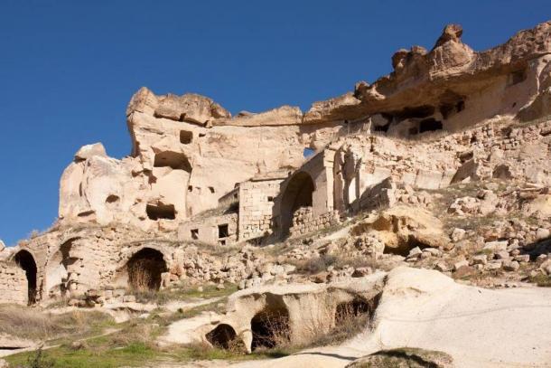 Çavuşin, Cappadocia, Turkey