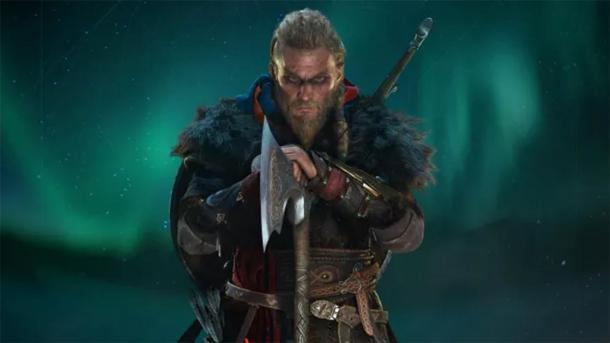The main character of Assassin's Creed Valhalla is a Norse clan leader named Eivor. (Ubisoft)