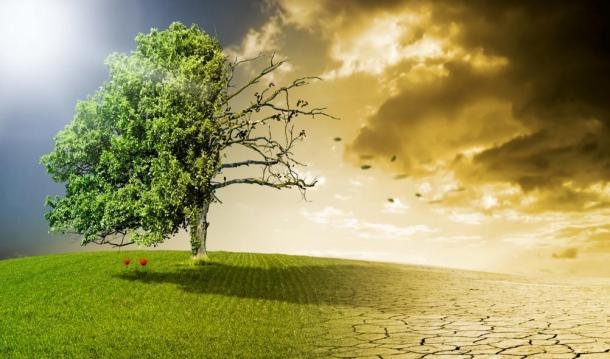 The data will help the understanding of how human environmental impact affected climate change