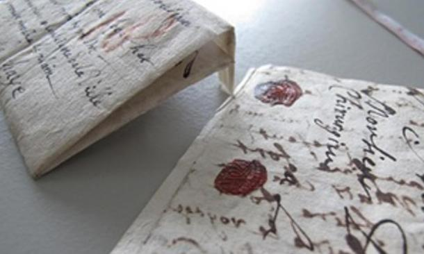 The collection includes letters from aristocrats, spies, merchants, publishers, actors and musicians.