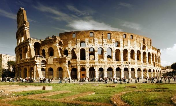 An advanced concrete recipe allowed the Romans to constructed magnificent structures that no builder would dare to attempt today