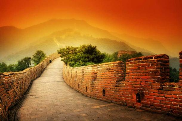 AirBnB has launched a competition for people to sleep on The Great Wall. Credit: BigStockPhoto
