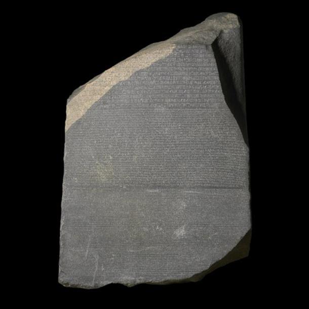 The complete Rosetta Stone