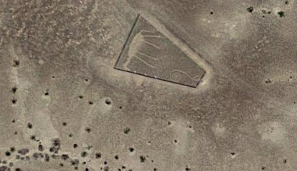 One of the more controversial geoglyphs appears to depict a horse.
