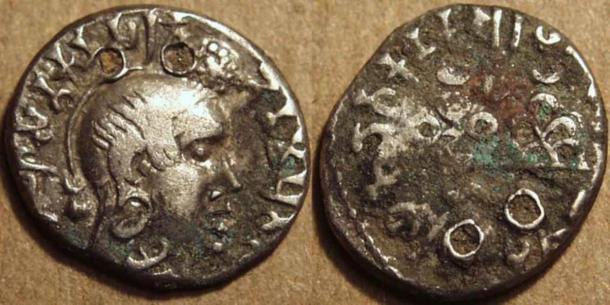 Coin of Gautamiputra Sri Yajna Satakarni. (CC BY-SA 3.0)