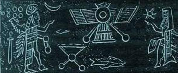 Many cultures contain pictorial and written records of 'flying machines', yet these are usually dismissed as myth and legend