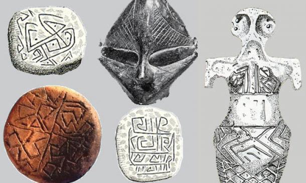 The mysterious Danube Valley Civilization script