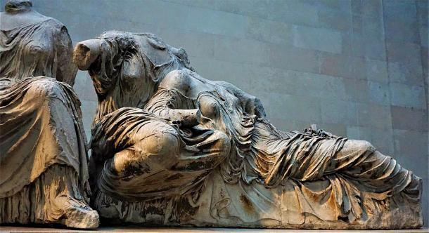The debate of ownership of the Parthenon Marbles continues. (Joyofmuseums / CC BY-SA 4.0)