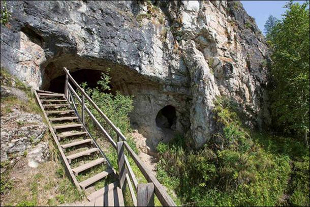 Denisova cave, some 150 km (93 mi) south of the city of Barnaul, is the only source of Denisovan's remains. Pictures: The Siberian Times
