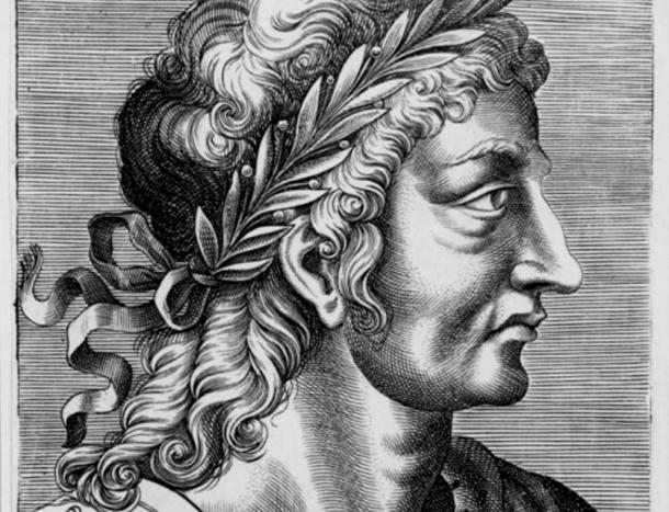 16th century depiction of Servius Tullius, the sixth legendary king of ancient Rome. (c. 578 – 535 BC)