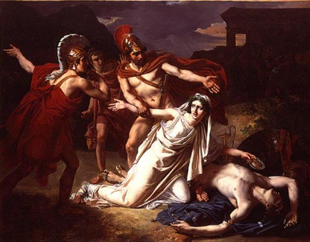 The agony and despair of Antigone, one of the surviving Greek tragedies by Sophocles, is a timeless theater classic