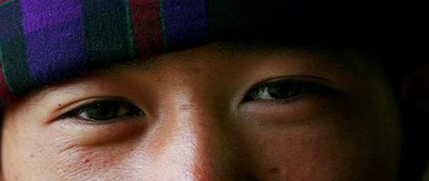 Mian Xiang suggests the distance between your eyes can show if you are laid-back or focused.