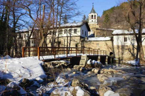 The Dryanovo Monastery, Bulgaria. (kililart/ Adobe Stock)