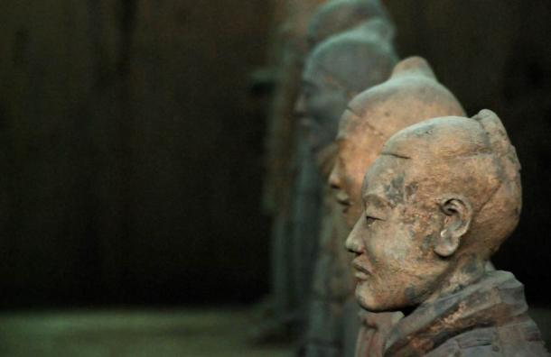Could the ears of the terracotta warriors hold a clue to their creation?