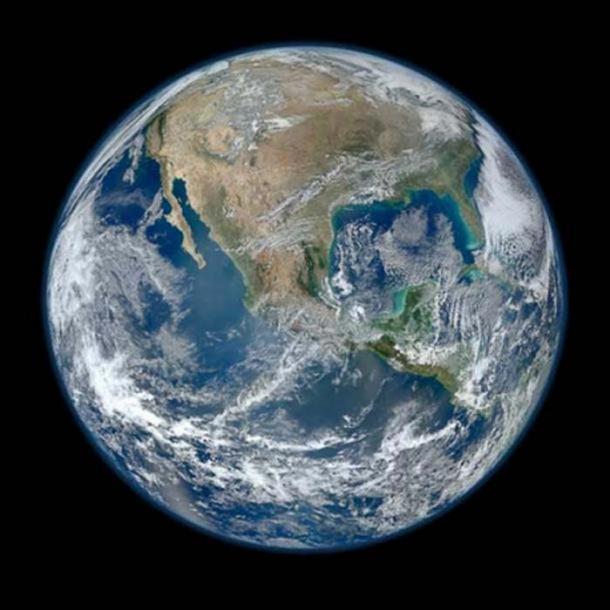 Earth. (CC0)