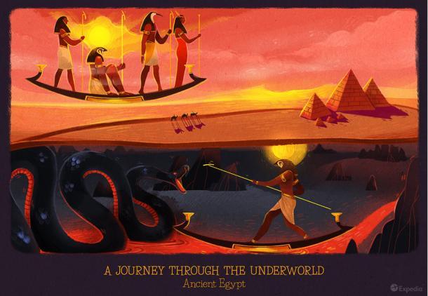 Egypt - Underworld