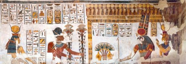 antiche divinità egizie