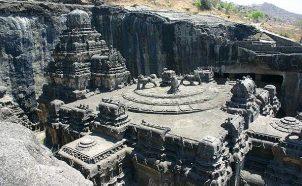 The Magnificent Ellora Caves of India