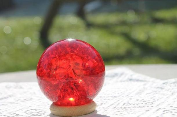 An energy crystal ball