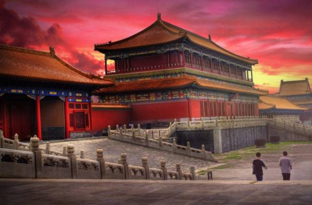 Thousands of Eunuchs served in the Forbidden City of China