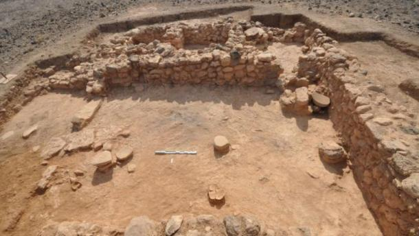 The excavation of the Minoan site (Greece Ministry of Culture and Sports)