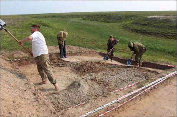 More excavations will be carried out here to see if further answers can be found.