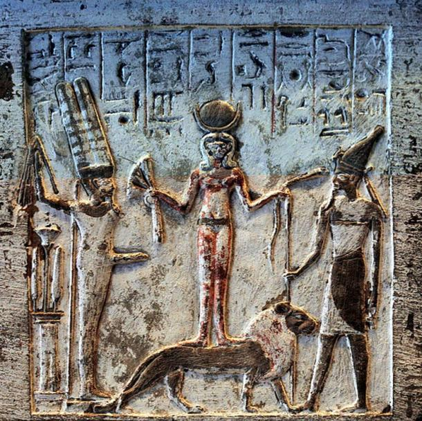 Did the fertility gods and goddesses of ancient Egypt and Sumer first appear at Neolithic Gobekli Tepe?