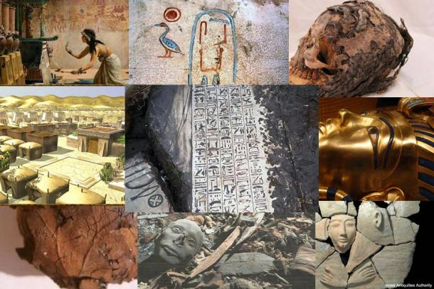 Archaeology top 10 shocking websites