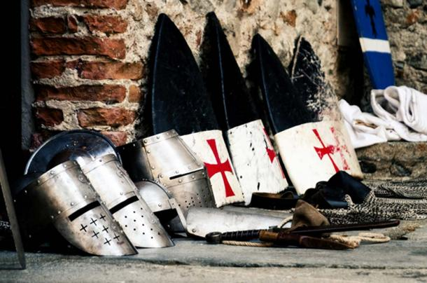 A History of the Crusades As Told by Crusaders' DNA