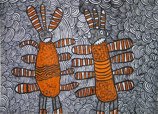 Aboriginal Monsters and their Hidden Meanings