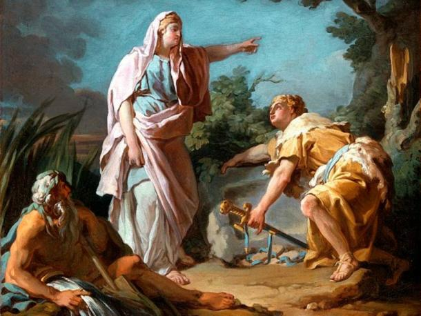 greek mythology conflict to climax The major conflict of oedipus the king arises when tiresias tells oedipus  climax the climax of oedipus the king occurs when  pick a greek god and we'll tell .