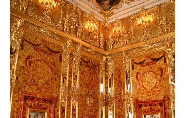 the disappearance of the amber room of charlottenburg