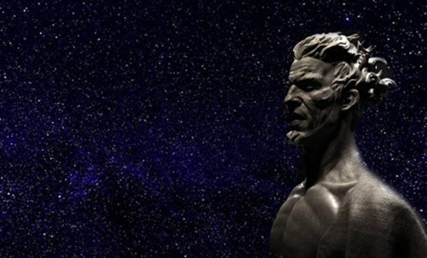 Representative image of the philosopher Anaximander.