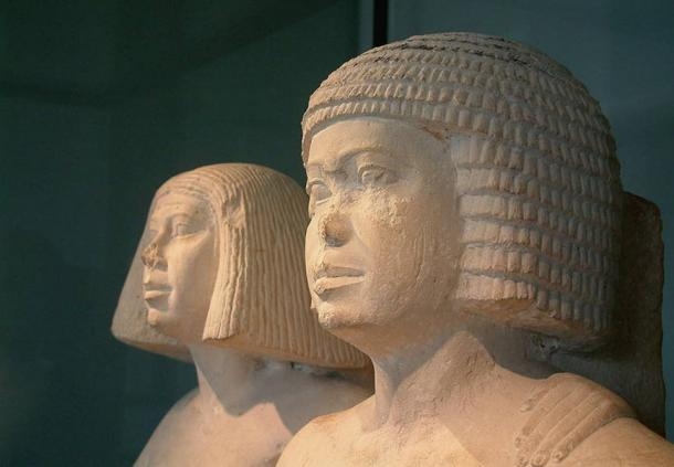 Ancient egypt and cosmetology