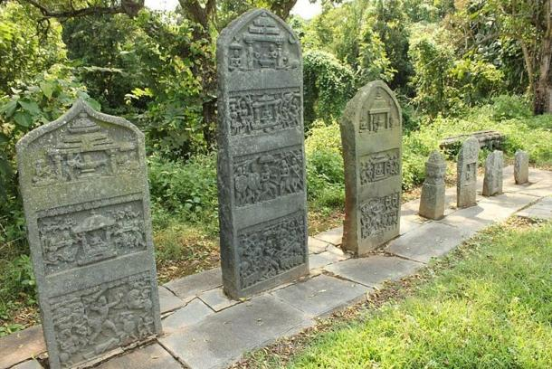 Archaeologists in India Discover Ancient Hero Stones that Retell Epic Battles and Honorable Deaths