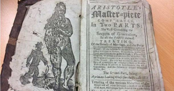 Ancient X-Rated Book of Perversion Goes Up For Sale. Any Bidders?