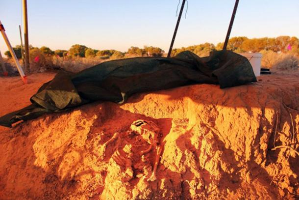 the archaeological findings of the archaeological in australia Aboriginal people have lived in australia for a minimum of 65000 years - 18000 years longer than had been proved previously.